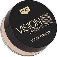 Parfémy, Parfumerie, kosmetika Sypký pudr na obličej - Hean Vision Smooth Loose Powder
