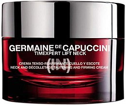 Parfémy, Parfumerie, kosmetika Krém na krk a dekolt s lifting efektem - Germaine de Capuccini TimExpert Lift (In)