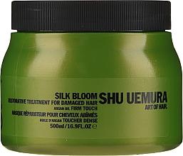 Parfémy, Parfumerie, kosmetika Maska pro obnovu poškozených vlasů - Shu Uemura Art Of Hair Silk Bloom Restorative Treatment