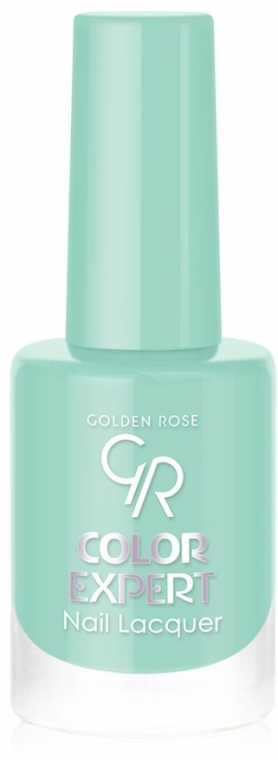 Lak na nehty - Golden Rose Color Expert Nail Lacquer