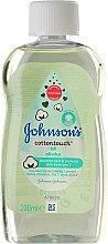 Parfémy, Parfumerie, kosmetika Dětský olej Něha bavlny - Johnson's Baby Cotton Touch Oil