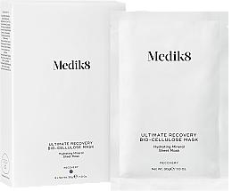 Parfémy, Parfumerie, kosmetika Regenerační bio celulózová maska - Medik8 Ultimate Recovery Bio-Cellulose Mask