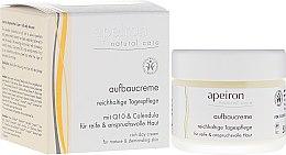 Parfémy, Parfumerie, kosmetika Obnovující denní krém - Apeiron Regenerating Day Cream