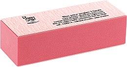 Parfémy, Parfumerie, kosmetika Leštící dvoustranný blok na nehty, růžový - Peggy Sage 2-Way Nail Block