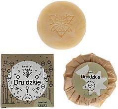 Parfémy, Parfumerie, kosmetika Mýdlo na holení Citron a rozmarýn - RareCraft Soap Druid
