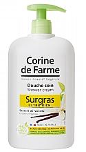 """Parfémy, Parfumerie, kosmetika Sprchový krém """"Vanilka"""" - Corine De Farme Shower Cream"""