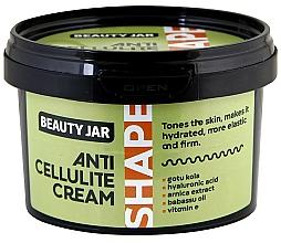 Parfémy, Parfumerie, kosmetika Anticelulitidní tělový krém - Beauty Jar Shape Anti-Cellulite Cream