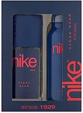 Parfémy, Parfumerie, kosmetika Nike Men Urban Wood - Sada (deo/200ml + deo/spray/75ml)