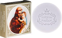 Parfémy, Parfumerie, kosmetika Přírodní mýdlo - Essencias De Portugal Religious Santo Antonio Lavender