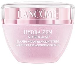 Parfémy, Parfumerie, kosmetika Hydratační, zklidňující krémový gel působící proti stresu - Lancome Hydra Zen Anti-Stress Moisturising Cream-Gel