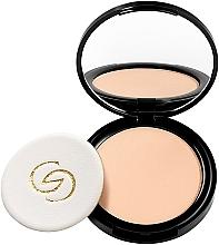 Parfémy, Parfumerie, kosmetika Lisovaný pleťový pudr - Oriflame Giordani Gold Powder