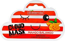 "Parfémy, Parfumerie, kosmetika Maska-obláček na obličej ""Mango"" - Bielenda Cloud Mask Mango Balango"