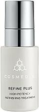 Parfémy, Parfumerie, kosmetika Vysoce účinné remodelační sérum - Cosmedix Refine Plus High Potency Refinishing Treatment