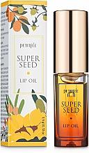 Parfémy, Parfumerie, kosmetika Olej na rty - Petitfee&Koelf Super Seed Lip Oil