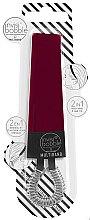 Parfémy, Parfumerie, kosmetika Multifunkční čelenka do vlasů - Invisibobble Multiband Red-Y Rumble