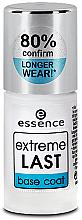 Parfémy, Parfumerie, kosmetika Podkladová báze na nehty - Essence Extreme Last Base Coat