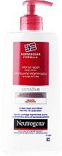 Parfémy, Parfumerie, kosmetika Intenzivní regenerační krém na tělo - Neutrogena Norwegian Formula Intense Repair Body Lotion