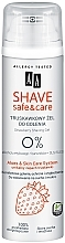 Parfémy, Parfumerie, kosmetika Gel na holení s jahodovým extraktem - AA Shave Safe & Care Strawberry Shaving Gel
