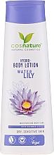 Parfémy, Parfumerie, kosmetika Tělový lotion Vodní lilie - Cosnature Hydro Body Lotion Water Lily