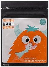 Parfémy, Parfumerie, kosmetika Čistící peelingové tampónky - A'pieu Goblin Blackhead Peeling Pad