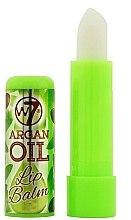 Parfémy, Parfumerie, kosmetika Balzám na rty s arganovým olejem - W7 Argan Oil Lip Balm