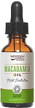 Parfémy, Parfumerie, kosmetika Makadamiový olej - Wooden Spoon Macadamia Oil