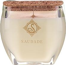 Parfémy, Parfumerie, kosmetika Vonná svíčka Borovice sibiřská - Essencias De Portugal Senses Saudade Pine Cedar Candle