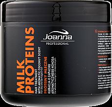 Kondicionér pro suché a poškozené vlasy s vůní kokosu - Joanna Professional Hair Conditioner — foto N1