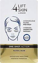 Parfémy, Parfumerie, kosmetika Náplasti pod oči - AA Cosmetics Lift 4 Skin Hydrogel Under-Eye Patches Aloe