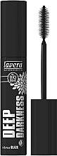 Parfémy, Parfumerie, kosmetika Extra černá řasenka - Lavera Bio Organic Deep Darkness Mascara