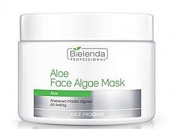 Parfémy, Parfumerie, kosmetika Alginátová maska na obličej s aloe - Bielenda Professional Face Algae Mask with Aloe