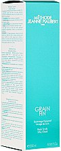 Parfémy, Parfumerie, kosmetika Gommage (scrub) na tělo - Methode Jeanne Piaubert Grain Fin Body Scrub Silky Cloud