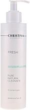 Parfémy, Parfumerie, kosmetika Přírodní čistič pro všechny typy pleti - Christina Fresh Pure & Natural Cleanser
