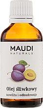 "Parfémy, Parfumerie, kosmetika Olej ""Švestka"" - Maudi"