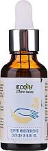 Parfémy, Parfumerie, kosmetika Hydratační olej na nehty a nehtovou kůžičku - Eco U Cuticle & Nail Oil