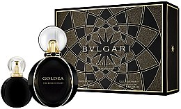Parfémy, Parfumerie, kosmetika Bvlgari Goldea The Roman Night - Sada (edp/50ml + edp/15ml)