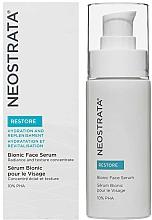 Parfémy, Parfumerie, kosmetika Regenerační bionické sérum pro rozjasnění s vylepšení textury obličeje - Neostrata Restore Bionic Face Shine & Texture Improvement Serum