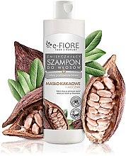 Parfémy, Parfumerie, kosmetika Šampon na vlasy s kakaovým máslem a močovinou - E-Fiori