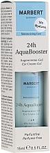 Parfémy, Parfumerie, kosmetika Osvěžující krém-gel na oči - Marbert 24h AquaBooster Augencreme-Gel