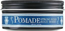 Parfémy, Parfumerie, kosmetika Pánská pomáda na vlasy se silnou fixací, extra lesk - Lavish Care Strong Hold Hide Sheen Water Pomade