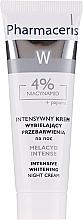 Parfémy, Parfumerie, kosmetika Bělicí krém - Pharmaceris Melacyd Intense Whitening Night Face Cream