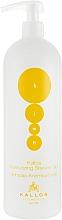 Parfémy, Parfumerie, kosmetika Hydratační sprchový gel s vůní mandarinky - Kallos Cosmetics KJMN Moisturizing Shower Gel