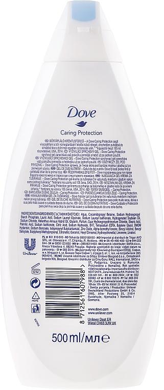 """Sprchový gel """"Výživný"""" - Dove Caring Protection Shower Gel — foto N4"""