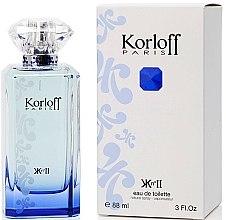 Parfémy, Parfumerie, kosmetika Korloff Paris Kn°II - Toaletní voda