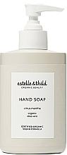 Parfémy, Parfumerie, kosmetika Mýdlo na ruce - Estelle & Thild Citrus Menthe Citrus Menthe Hand Soap