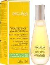 Parfémy, Parfumerie, kosmetika Sérum na obličej - Decleor Aromessence Ylang Cananga Oil Serum