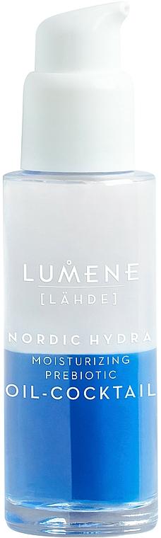 Prebiotický hydratační koktejl - Lumene Nordic Hydra Moisturizing Prebiotic Oil-Cocktail