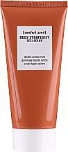 Parfémy, Parfumerie, kosmetika Tělový peeling - Comfort Zone Body Strategist Peel Scrub