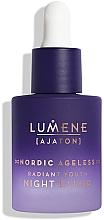 Parfémy, Parfumerie, kosmetika Omlazující noční elixír - Lumene Nordic Ageless [Ajaton] Radiant Youth Night Elixir