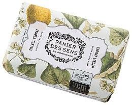 Parfémy, Parfumerie, kosmetika Mýdlo - Panier Des Sens Extra Gentle Natural Soap with Shea Butter Cedrat Linden